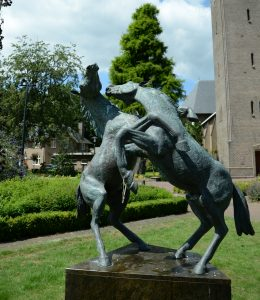 paarden kerk
